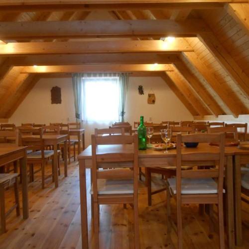 Degustační místnost - Vinařství Vrba Vrbovec u Znojma 04