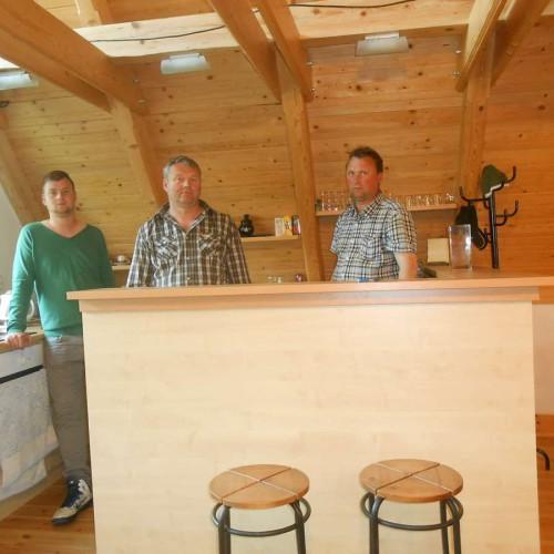 Degustační místnost - Vinařství Vrba Vrbovec u Znojma 05
