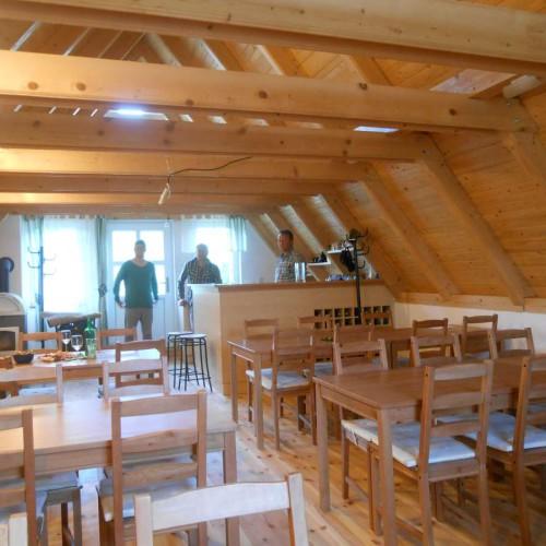 Degustační místnost - Vinařství Vrba Vrbovec u Znojma 06