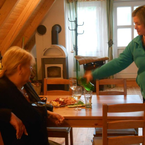 Degustační místnost - Vinařství Vrba Vrbovec u Znojma 07