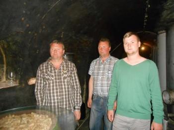 Vinný sklep - Vinařství Vrba Vrbovec u Znojma 08