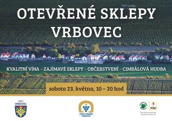 Otevřené sklepy Vrbovec 2015